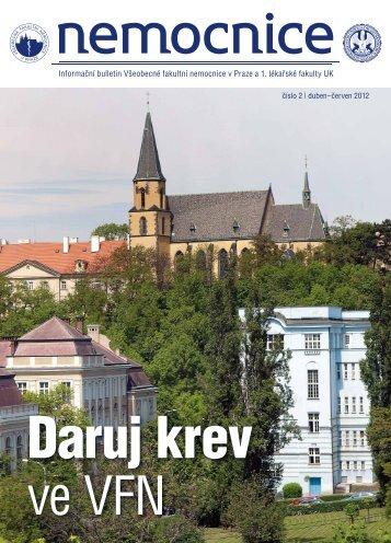 Číslo 2 - Všeobecná fakultní nemocnice v Praze