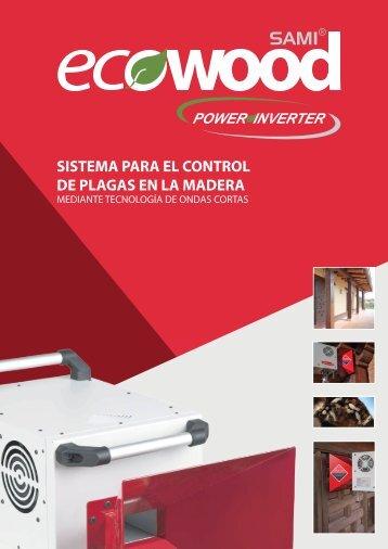 sistema para el control de plagas en la madera - Sami-iberica.com