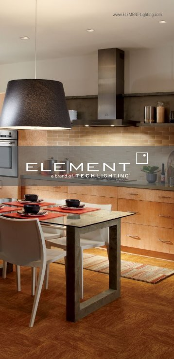 Element-Lighting - Tech Lighting