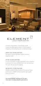 Element-Lighting - Tech Lighting - Page 3