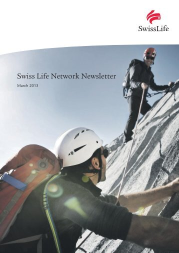 Swiss Life Network Newsletter