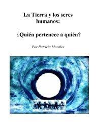La Tierra y los seres humanos: - Ning