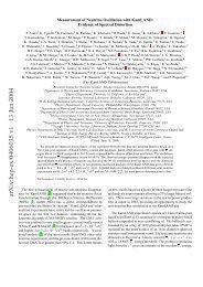 arXiv:hep-ex/0406035 v1 13 Jun 2004 - Triangle Universities ...