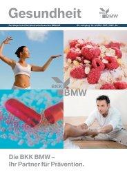 Gesundheit - BMW BKK