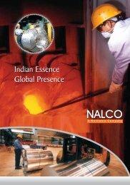 Product Brochure - National Aluminium Company Ltd.