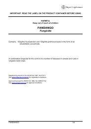 FANDANGO - Agtech.com.au