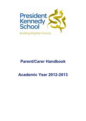 Please click here to download our Parent Handbook
