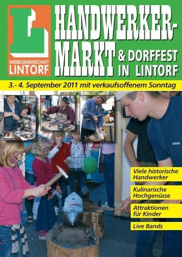 MARKT - Werbegemeinschaft Lintorf eV