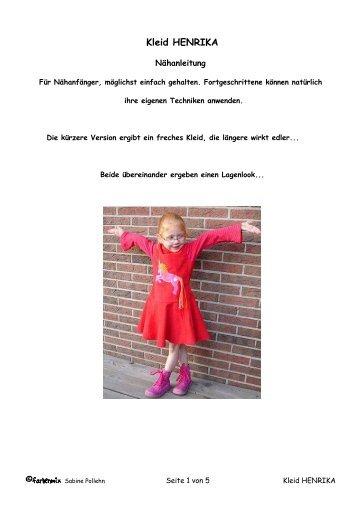 Kleid HENRIKA\374 - Banberry Place