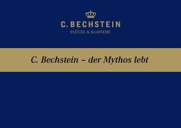 C. Bechstein – der Mythos lebt