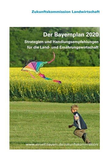 Der Bayernplan 2020 - Verband für landwirtschaftliche Fachbildung ...