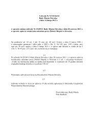 Uchwała Nr XVII/164/12 Rady Miasta Otwocka z dnia 14 lutego ...