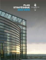 PLAN STRATÉGIQUE 2012-2015 - Centre des congrès de Québec