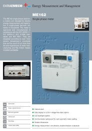 Meter Standards - OGE Energy Corp. on