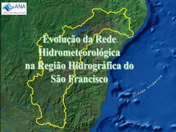 Evolução - RH São Francisco - Ana