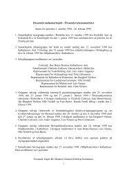 Status Report No. 1 1999 - Øresundsvandsamarbejdet