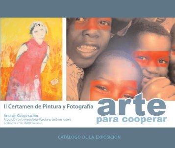 CATÁLOGO DE LA EXPOSICIÓN - Aupex