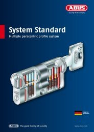 System Standard - Abus