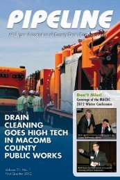 Don't Miss! Coverage of the MACDC 2012 Winter Conference