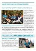 MarathON ChalleNge - Cancer Focus Northern Ireland - Page 3