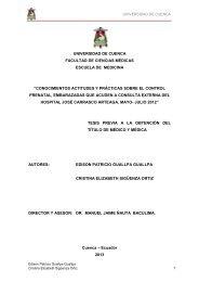 conocimientos actitudes y prácticas sobre el contr - Repositorio de ...