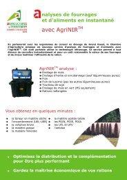 Plaquette_Agrinir.pdf - Chambre d'agriculture de l'Indre