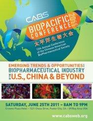 太平洋生物大会 - CABS