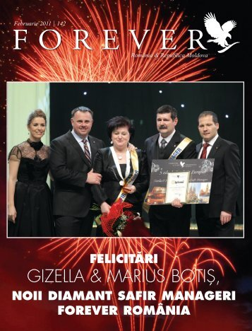 Februarie 2011 - Forever Living Products