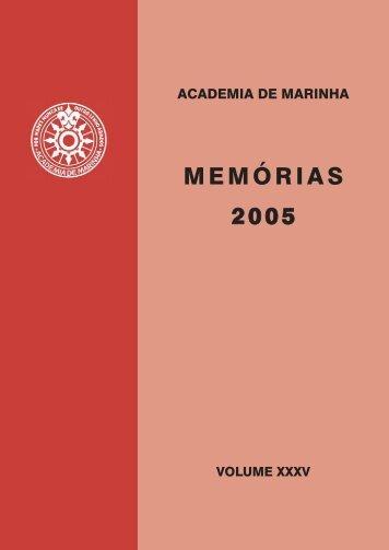 Memórias 2005 - Academia