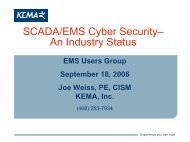 Joe Weiss.pdf - EMS Users Conference