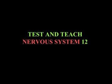 test and teach 12 - RCPA
