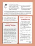 January 2007 - Seventh Day Baptist | General Conference of the ... - Page 2