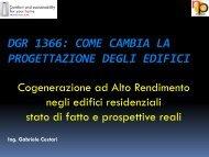 Rel. Ing. Gabriele Cestari
