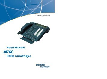 """Poste numérique - """"SIEMENS"""" nouvelle gamme de postes ..."""