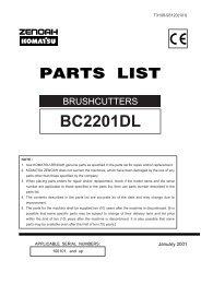 BC2201DL - Paul Forrer AG