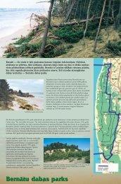 Bernātu dabas parks - Piekrastes biotopu aizsardzība un ...