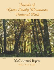 96529_AnnualReport:FOGS Annual Report 2006 - Friends of the ...