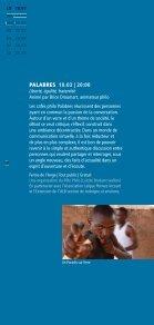 Festival philo Escales 2013 - programme - Enseignement en ... - Page 4