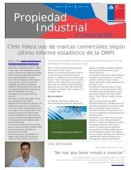 Propiedad Industrial - Inapi