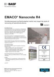 Emaco Nanocrete R4.qxp - BASF Construction Chemicals
