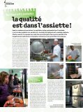 Restaurants scolaires : la qualité est dans l'assiette - ville de Crolles - Page 4