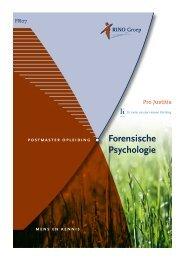 Forensische Psychologie - RINO Groep