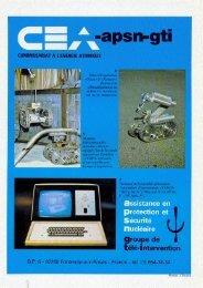 Oscar and Rommain rescue robots of CEA - Unusuallocomotion.com