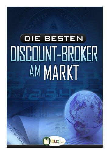 die besten discount-broker am markt