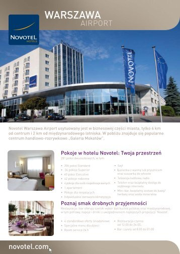 E-broszura - Novotel