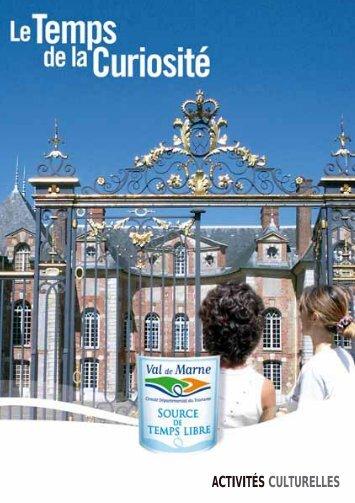 ACTIVITÉS CULTURELLES - Conseil général du Val-de-Marne