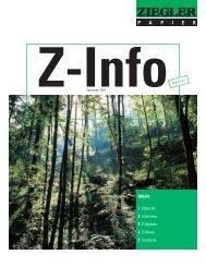 Z-Info 9/2001 - Ziegler Papier AG
