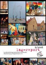 Download lag-report 09 (2008) - Landesarbeitsgemeinschaft ...
