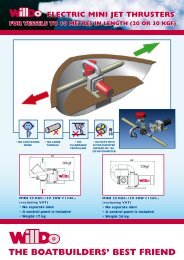 electric jet thrusters - Boat Design Net