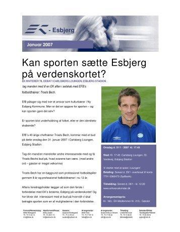 EK Nyt Januar 2007.pdf - Foreningen af Erhvervskvinder